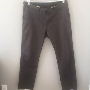 Jcrew Sutton 36*34 dark gray